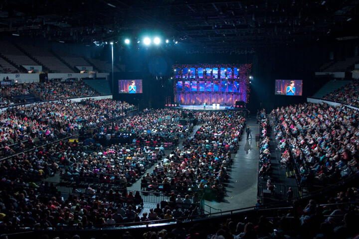 Joyce Meyer Ministries Conference Tour August