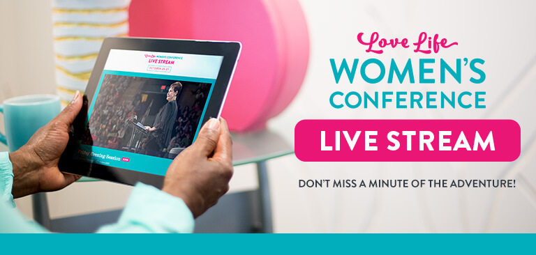 Seats to this event are sold out, register for the Live Stream!