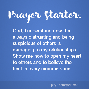 Prayer about love and relationships
