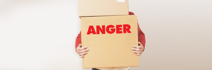 how to stop feeling angry all the time