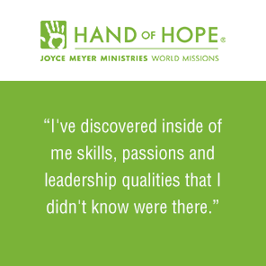 The Life of a Hand of Hope Intern