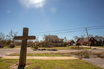 Hope After Hurricane Michael