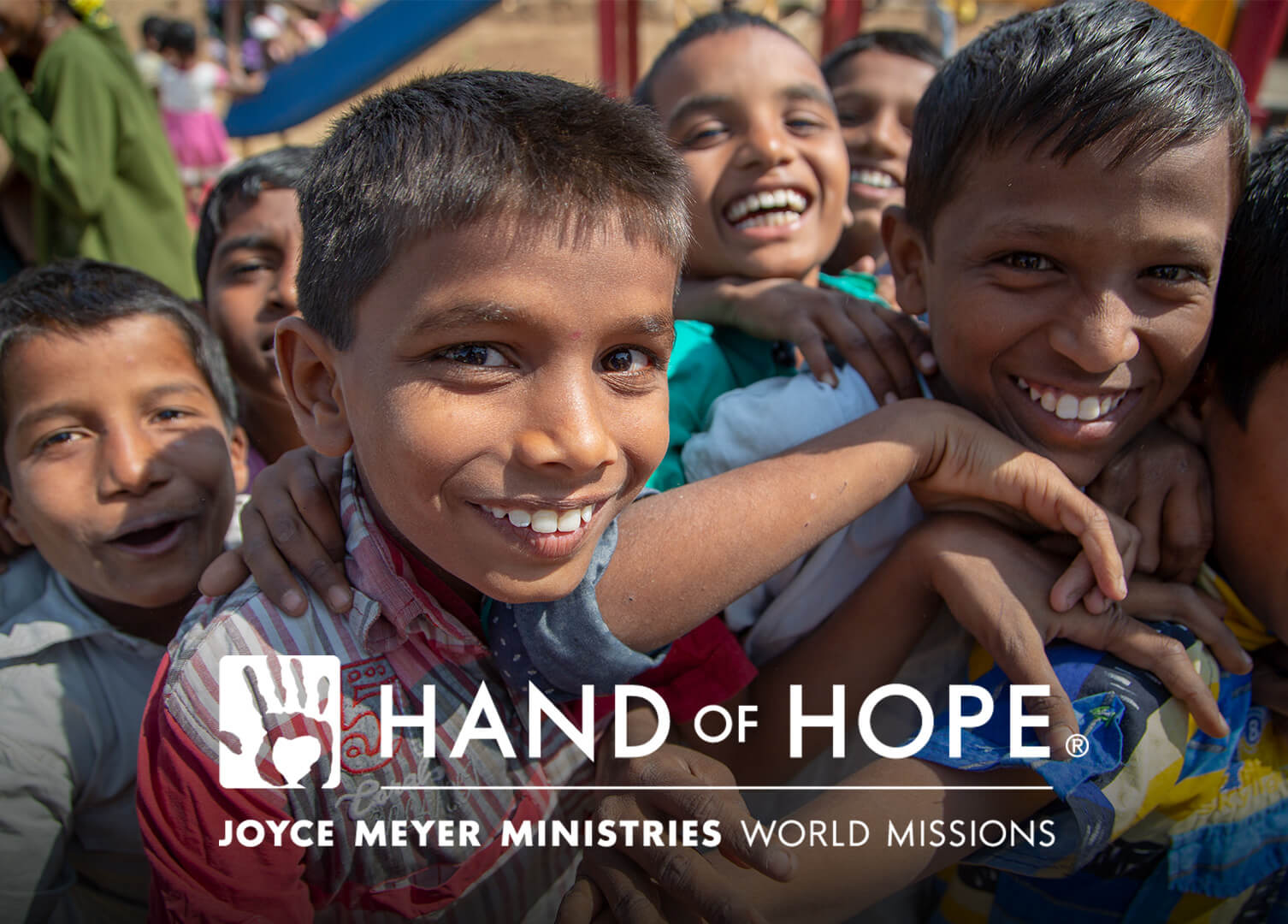Hand of Hope - Learn More