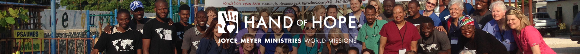 Hand of Hope Volunteers
